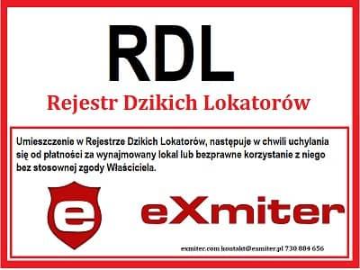 RDL, rejestr dzikich lokatorów