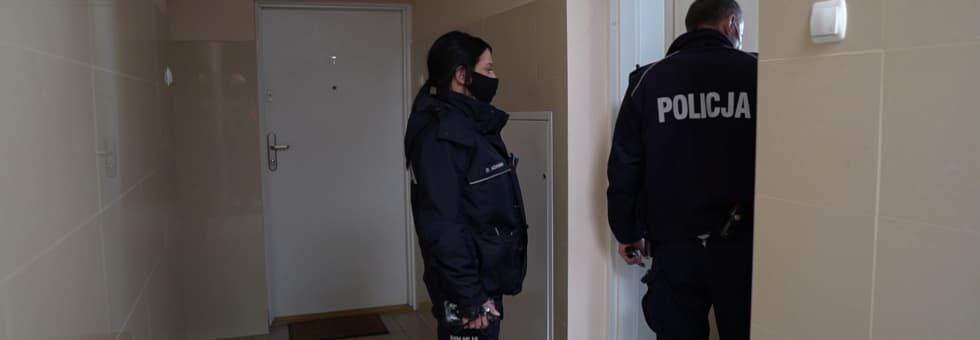 Policja, firma windykacja, firmy windykacje, 2 osoby, exmiter